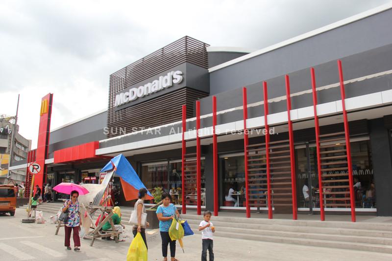 McDonalds at Tacloban City