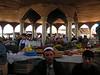 Mercado en una pequeña población de Tadjikistan que no logro recordar
