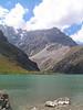Lago en el Pamir