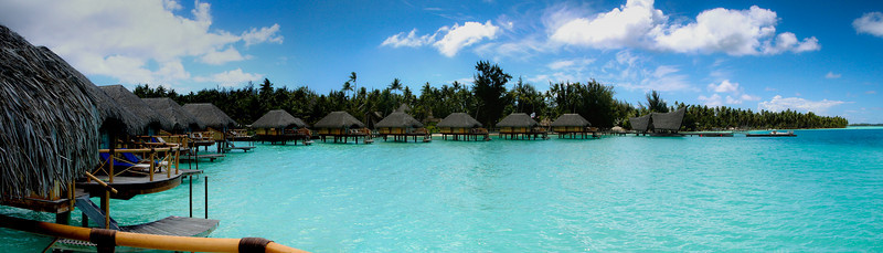 Pearl Beach Resort, Bora Bora, French Polynesia