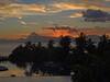 Mo'orea at Sunset
