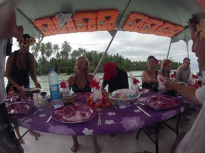 Tahiti People and Things