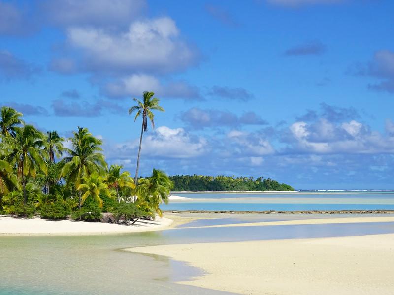 One-Foot Island, Aitutaki Reef