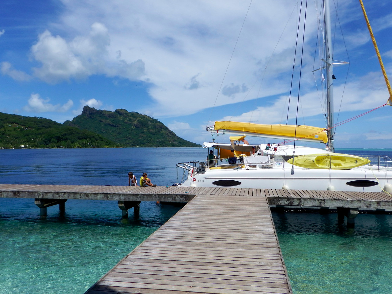 Huahine, Society Islands