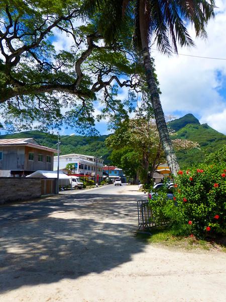 Fare, Huahine, Society Islands