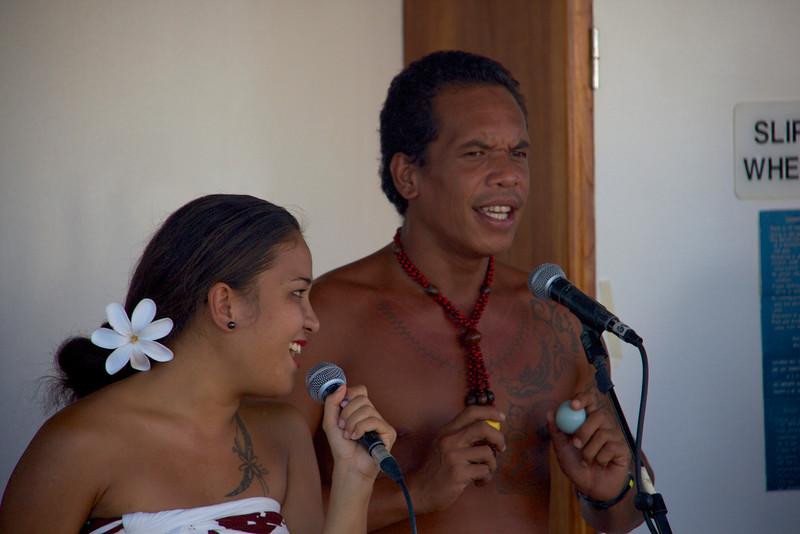 Polynesian Singers, MS Paul Gauguin
