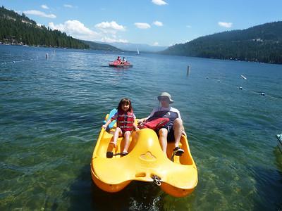 Tahoe Donner Summer 2011