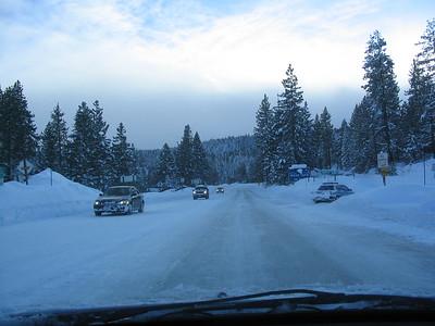 Tahoe Mid-Week Adventure