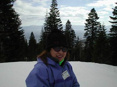 2002 Tahoe Ski Trip