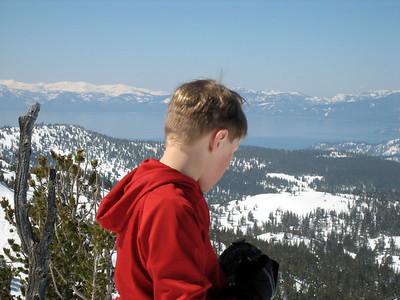 Tahoe Ski Trip April 2006