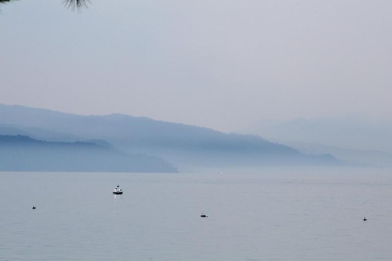 Smoky Lake Tahoe 6~26 Tues.