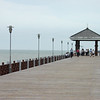 Sea walk at the mouth of the Danshui into the Straits of Taiwan