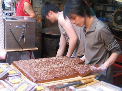 night market - Shih Lin