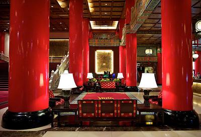 CHEP 2010 reception, Taipei.