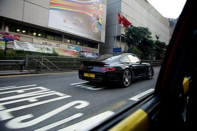 Average Hong Kong shopping car.