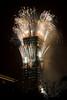 2011 New Year fireworks at Taipei 101, Taiwan