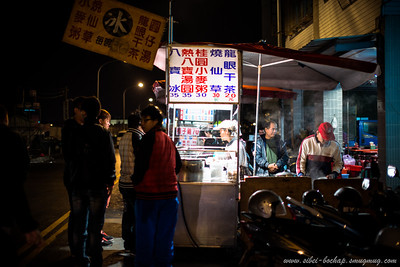 tainan night market,