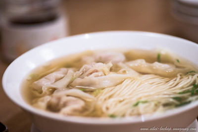 ding tai fung - dumpling noodles