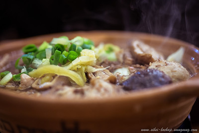 huaxi street - duck blood hot pot stew: best food in the whole of taiwan, been dreaming to have this since my last visit and finally...