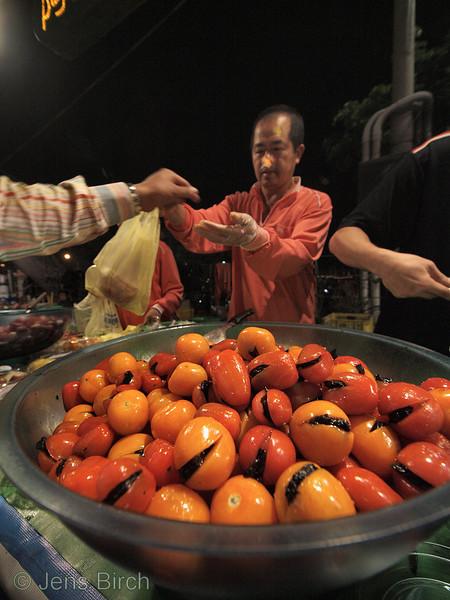 Night market,  Tainan