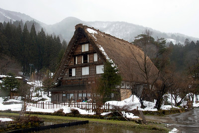 Minka House, Shirakawa, Japan