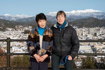 Kita Hara san and Nancy