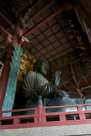 Vairocana Statue (Daibutsu) Great Buddha