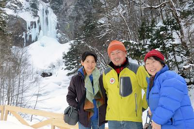 PJ with Takine and Chieko