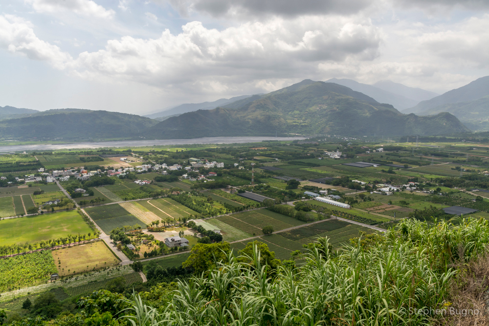 East Rift Valley of Taiwan