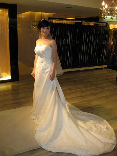 Potential wedding dress #1