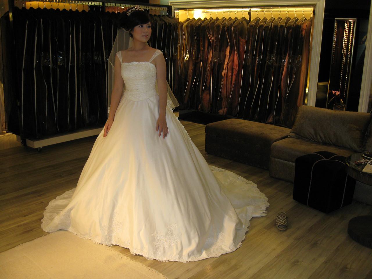 Potential wedding dress #2