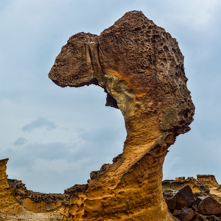 Another Queen-looking rock formation