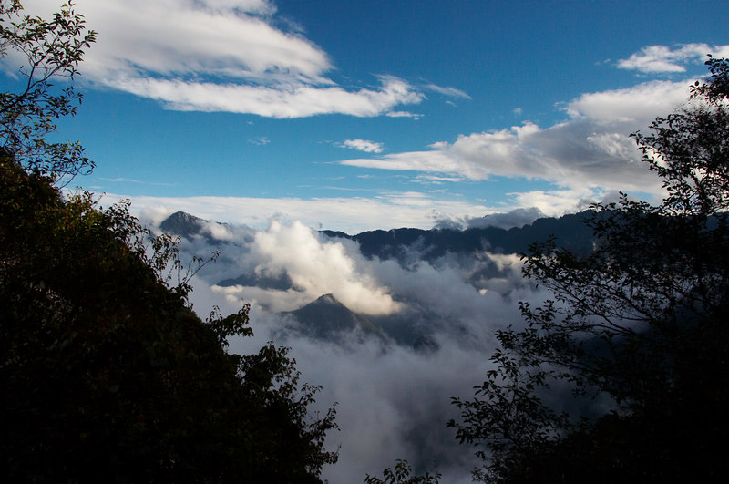 Taroko Gorge Clouds