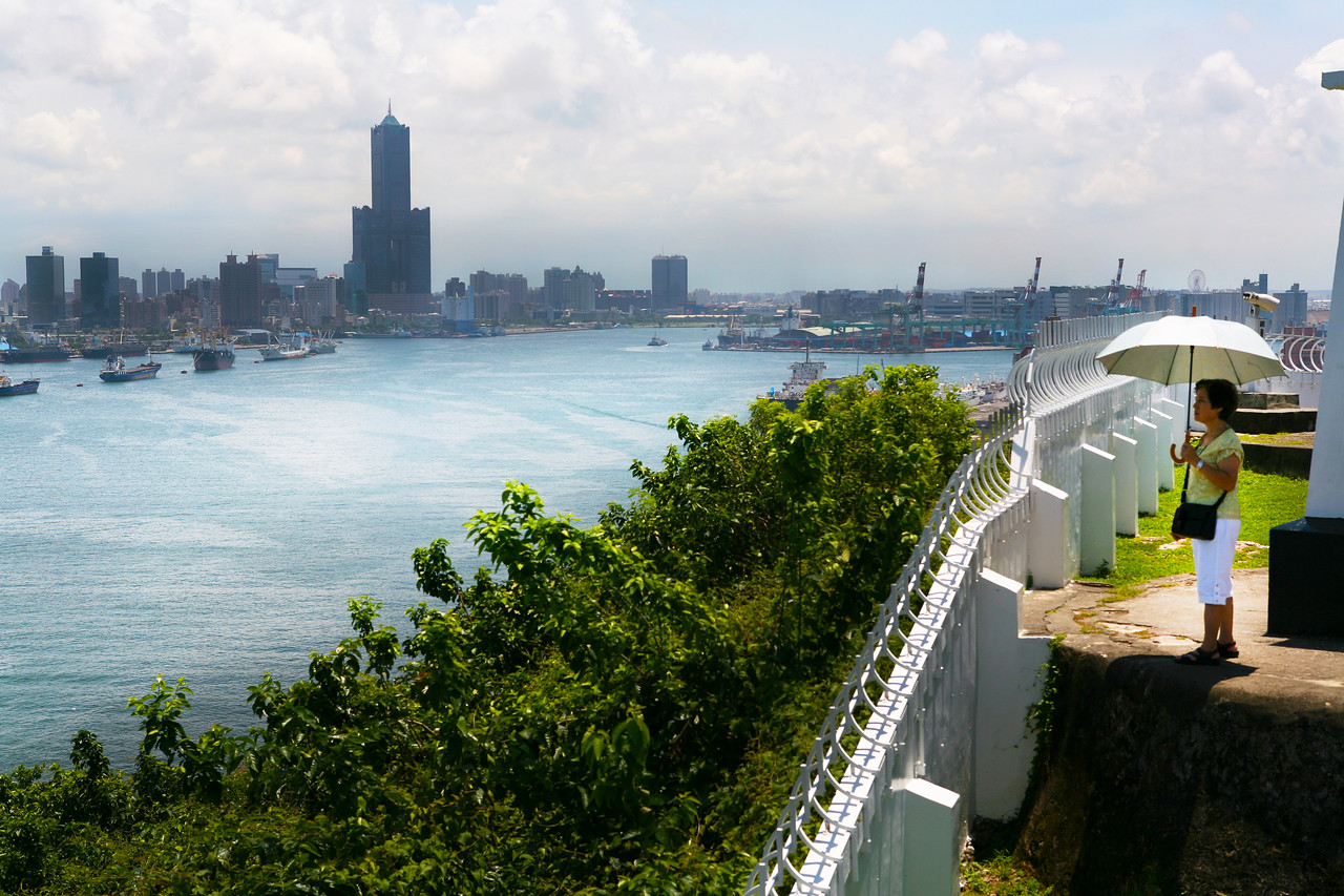 Kaohsiung Harbour 高雄港