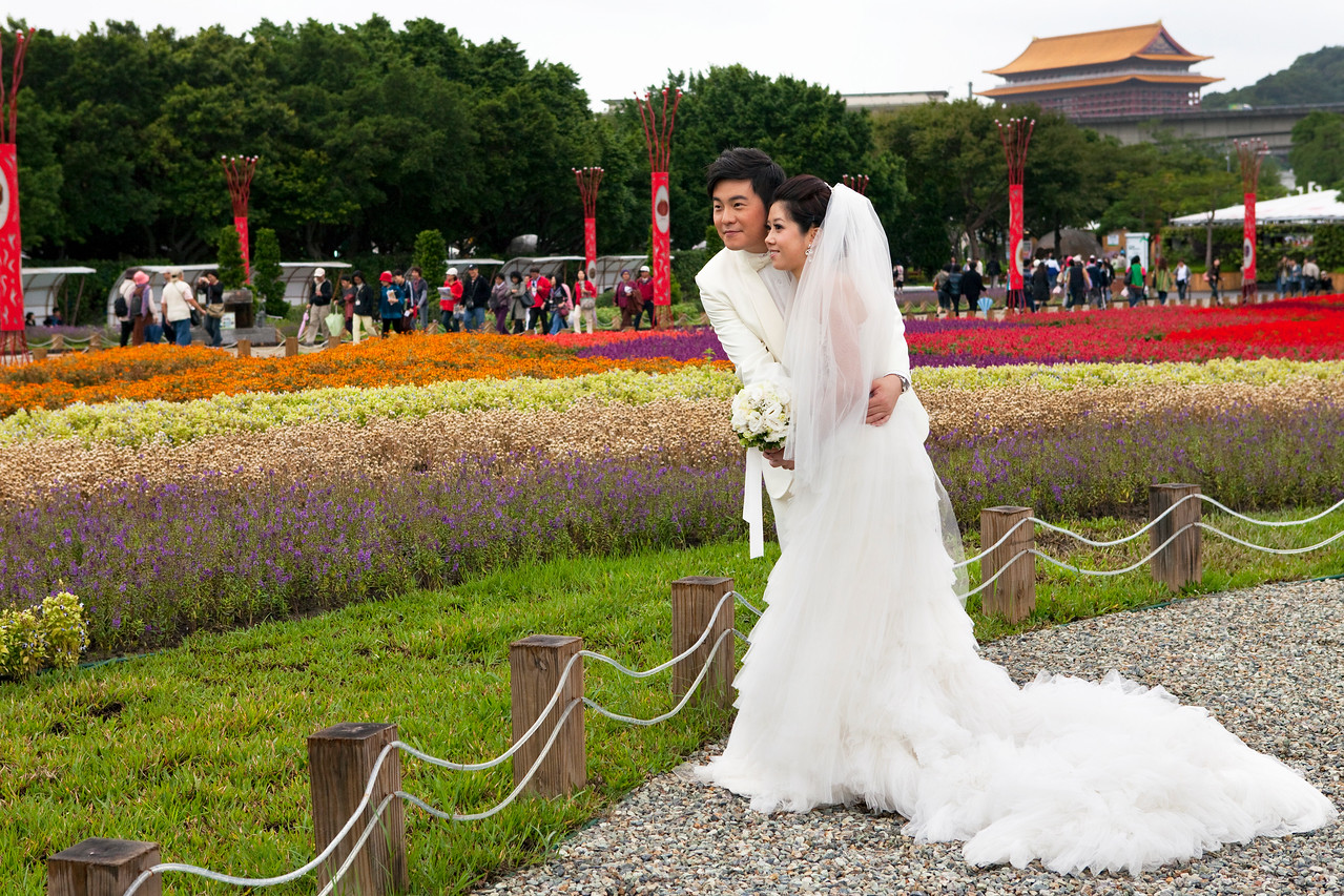 Taiwan wedding