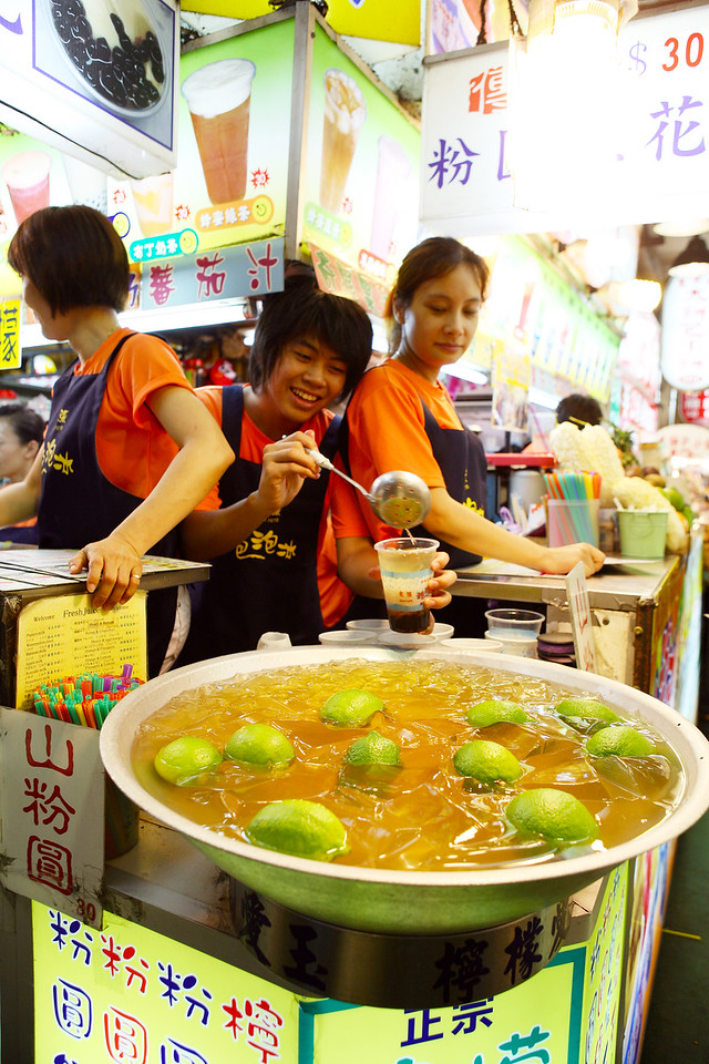 Aiyubing at Shih Lin 士林愛玉冰