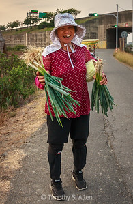 Village Life: Getting the Vegetables