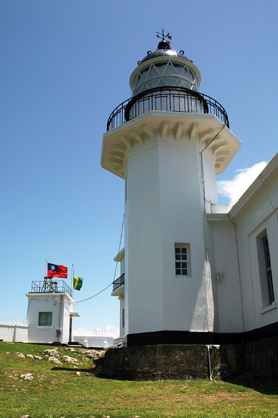 Ci Jin Lighthouse 旗津燈塔