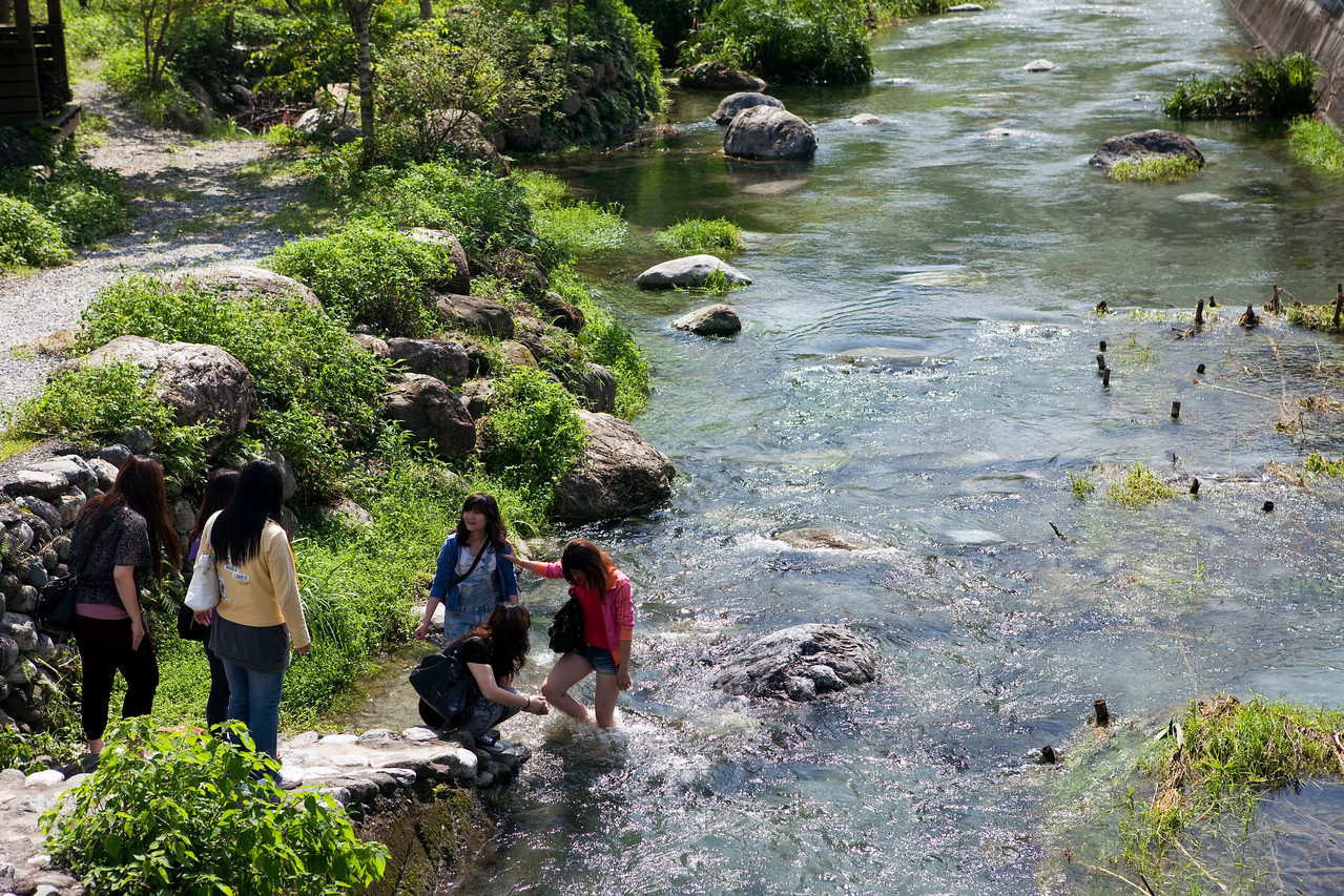 Hualien Stream 花連