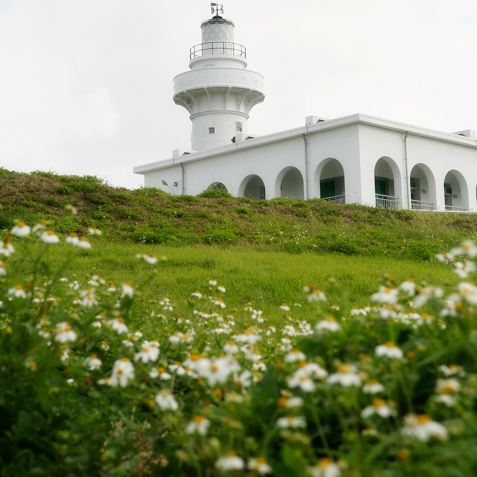 Erluanbi Kenting Lighthouse 耳巒鼻 墾丁燈塔
