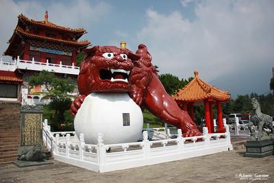 WenWu Temple