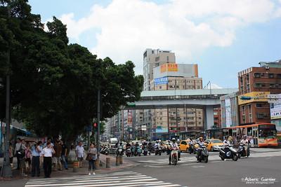 Street of Taipei