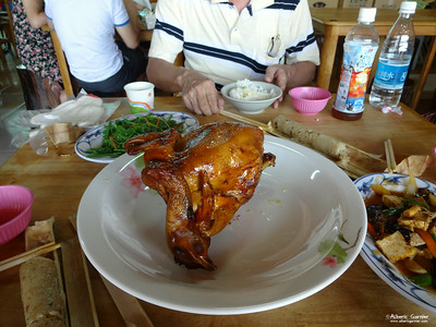 Roasted Chicken, Taiwan