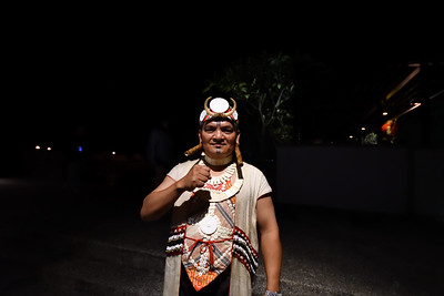 Musical performer from the Taroko tribe