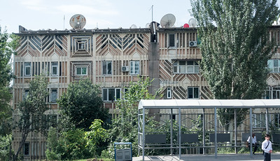 Dushanbe: Apartments