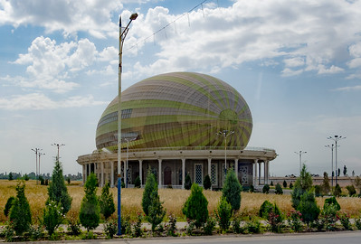 Dushanbe: Tea House