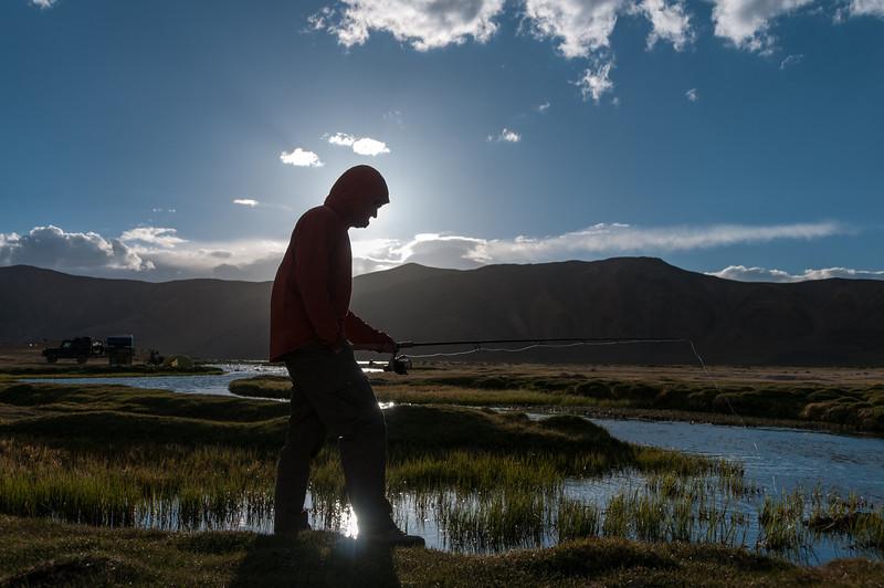 Griff. Bulunkul (lake). Tajikistan