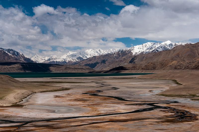 Yashikul (lake). Tajikistan