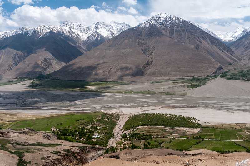 The Hindu Kush, Wakhan Valley, Tajikistan