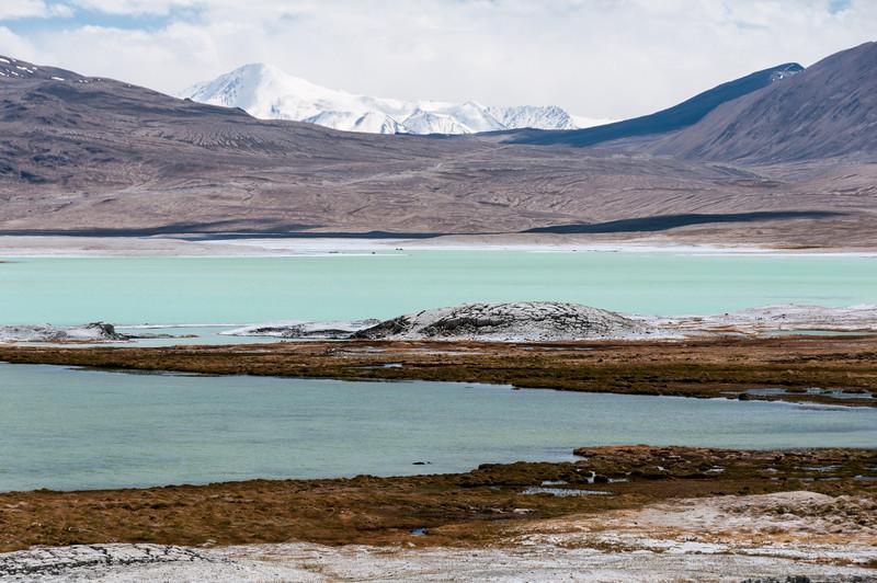 Tuzkul (lake). Bulunkul to Alichur via Ak Jar. Tajikistan